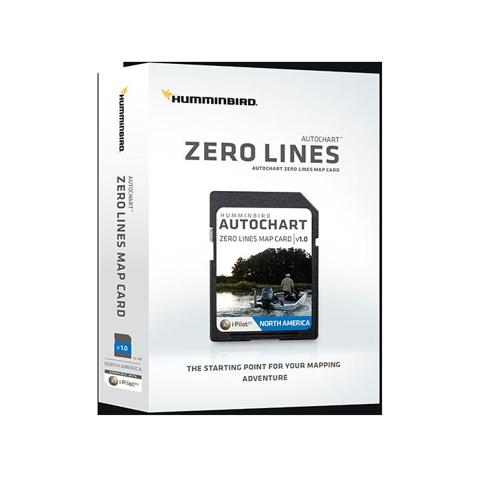 Humminbird zero lines sd kort