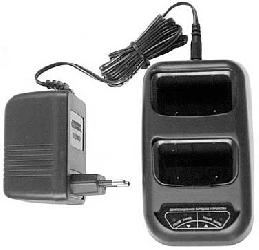 ICOM BC-10 Dual lader for IC-M73