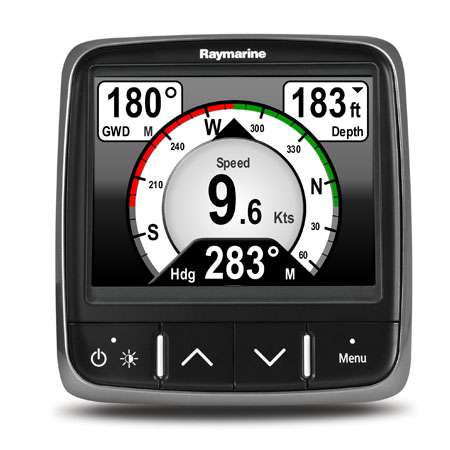 Raymarine i70s display