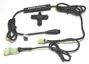 Suzuki NMEA2000 moterinterface 2.8.0 og K8 adaptor