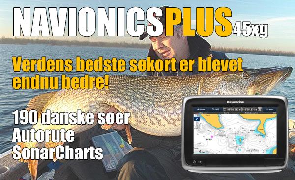 Navionics PLUS 45XG